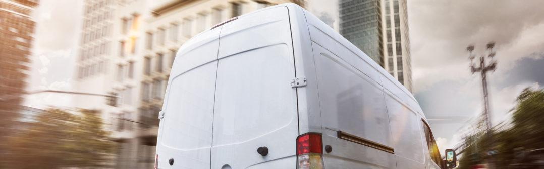 Regras de estacionamento para veículos grandes
